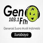 Radio Gen FM Surabaya